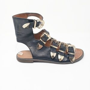 Coconuts Dreamer Buckle Gladiator Sandals
